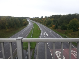 the view from the bridge