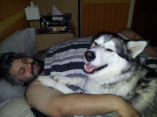 wake up daddy!